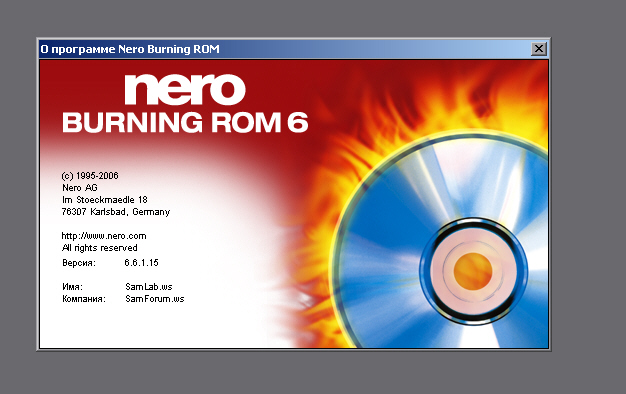 Nero Burning Rom 6.6.0.13 Serial and KeyGen Nero burning ROM is the.